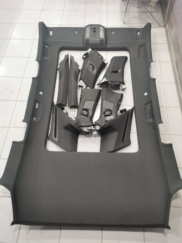 Потолок Volkswagen Touareg CR7 3.0 TDI DEN 2020 (б/у)