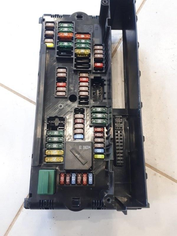 Блок предохранителей Bmw X3 F25 2.0 N47D20C 2012 передний (б/у)