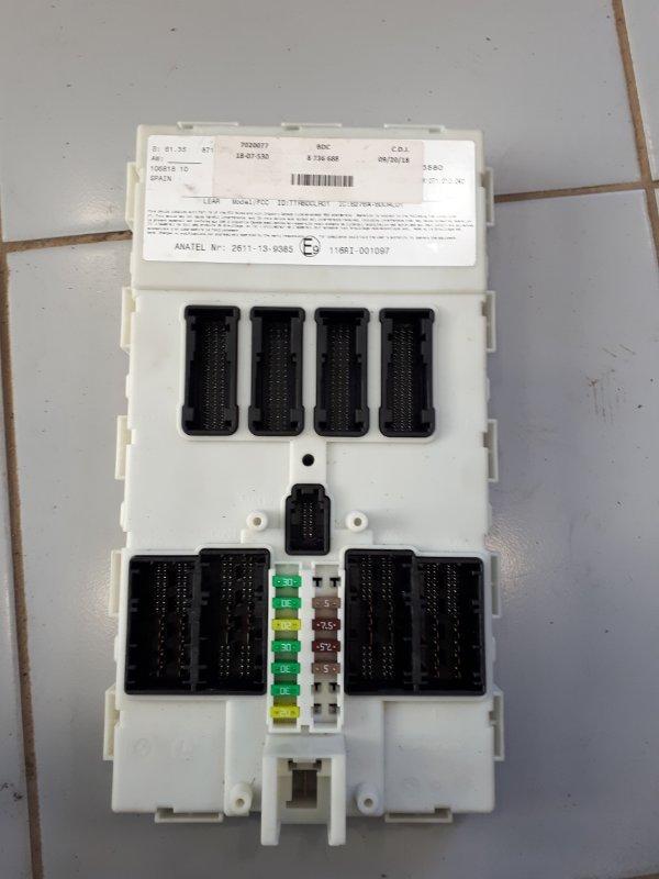 Контроллер bdc Bmw X5 F15 3.0 N57D30B 2013 (б/у)
