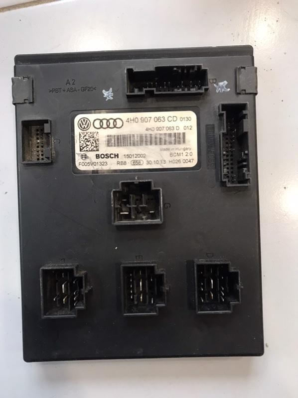 Блок bcm Audi A6 4G (б/у)