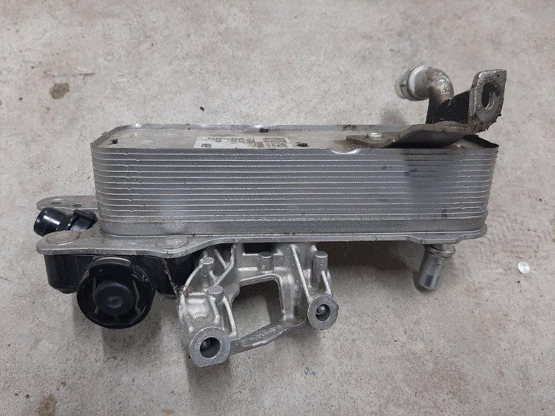 Радиатор акпп Bmw 5-Series G30 3.0 B48B20B 2019 (б/у)