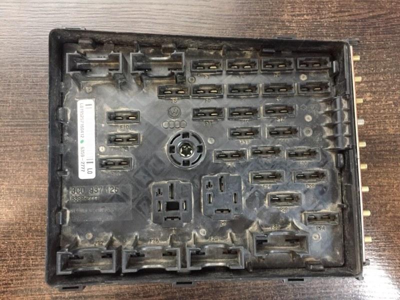 Блок предохранителей Volkswagen Passat 3C 2005 (б/у)