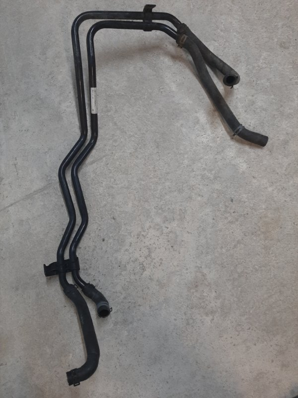 Трубка охлаждения Volkswagen Crafter 2E 2006 (б/у)