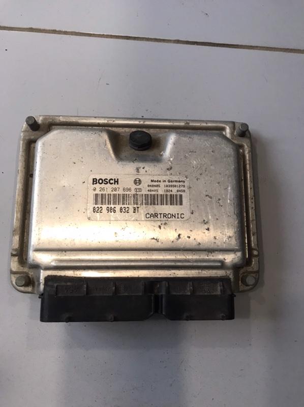 Блок управления двигателем Porsche Cayenne 955 (б/у)