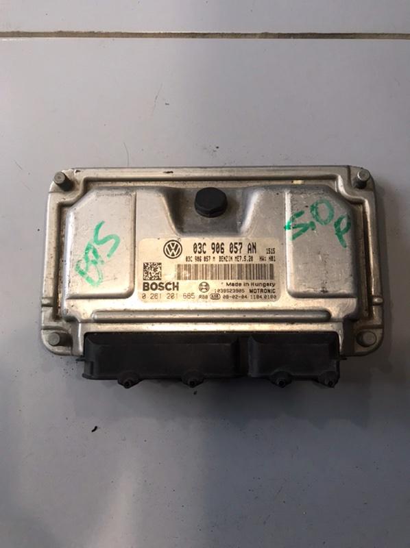 Блок управления двигателя Skoda Roomster 5J (б/у)