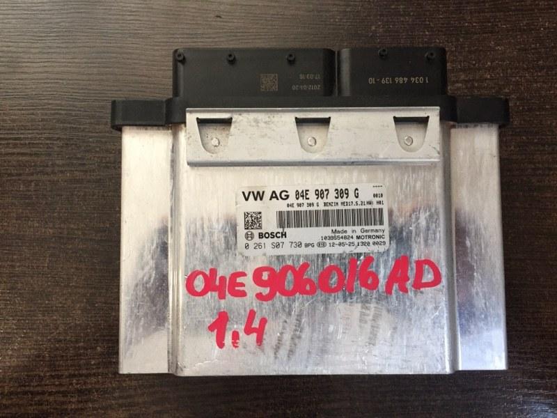 Блок управления двигателем Volkswagen Golf 5G 1.4 TSI 2012 (б/у)