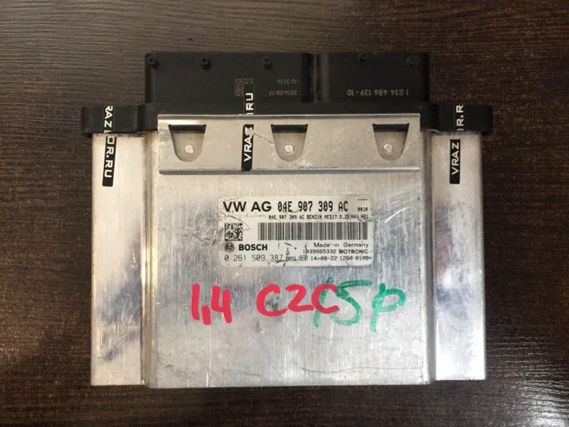 Блок управления двигателя Audi A3 8P 1.4 TSI (б/у)