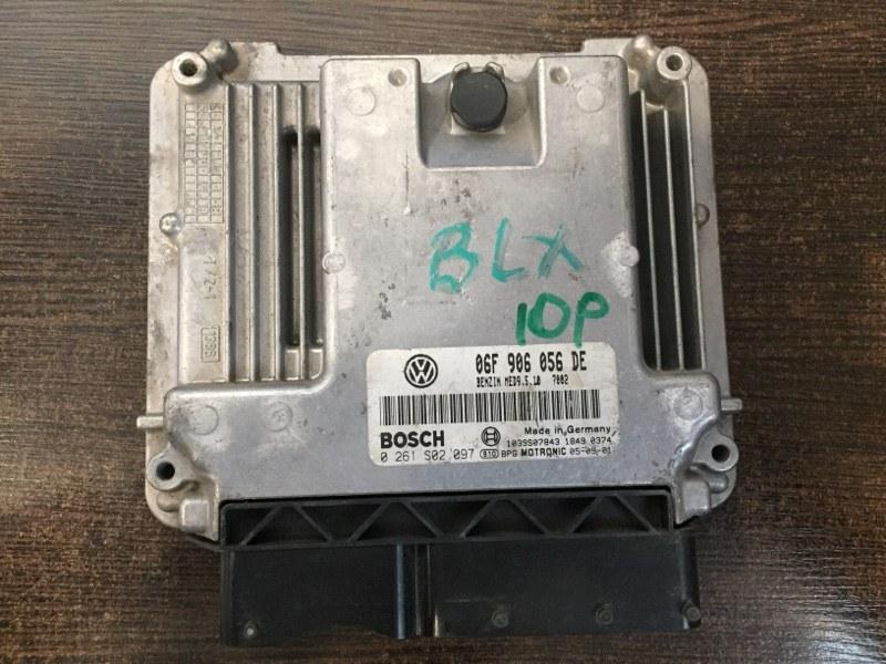 Блок управления двигателем Volkswagen Golf 1K 2.0 2005 (б/у)