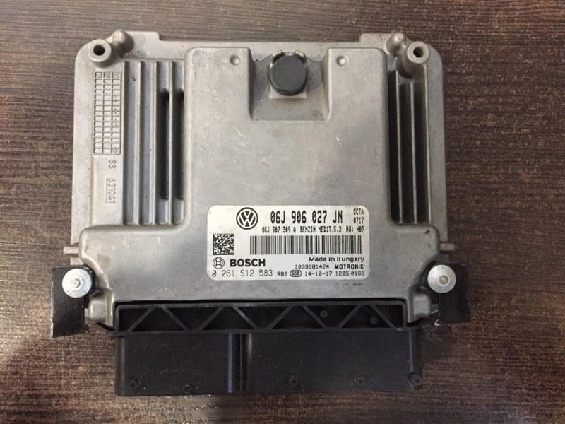 Блок управления двигателем Volkswagen Tiguan 5N 2.0 TFSI 2012 (б/у)