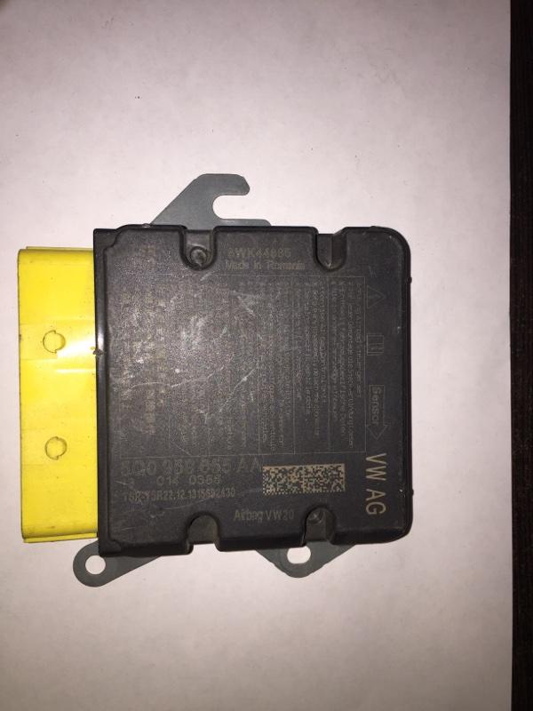 Блок управления подушек безопасности Audi A3 8V 2013 (б/у)