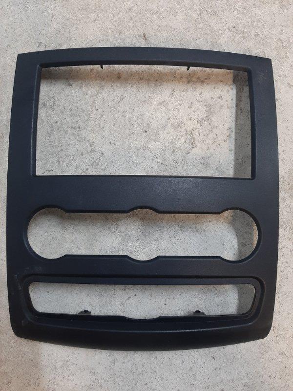Накладка торпеды Volkswagen Crafter 2E 2006 (б/у)
