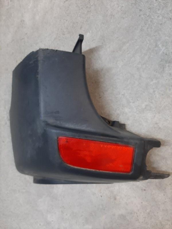 Бампер Volkswagen Crafter 2E 2006 задний левый (б/у)