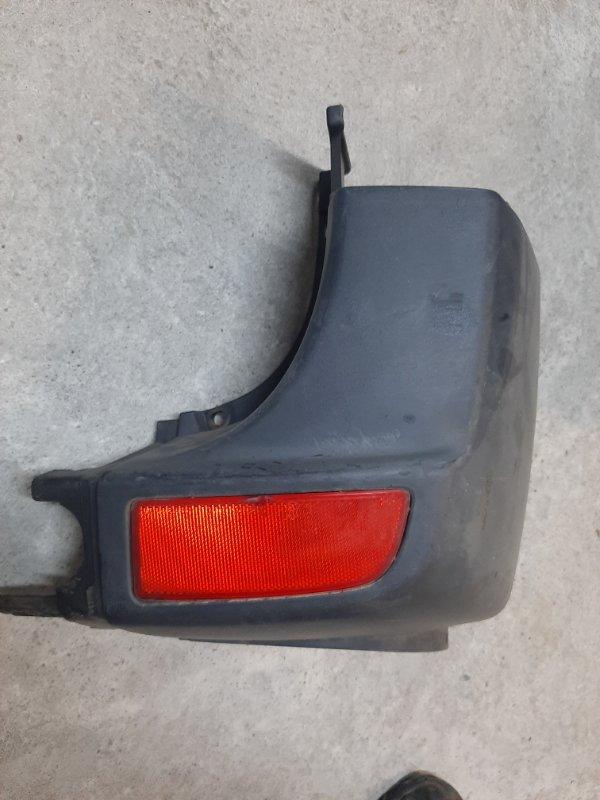 Бампер Volkswagen Crafter 2E 2006 задний правый (б/у)