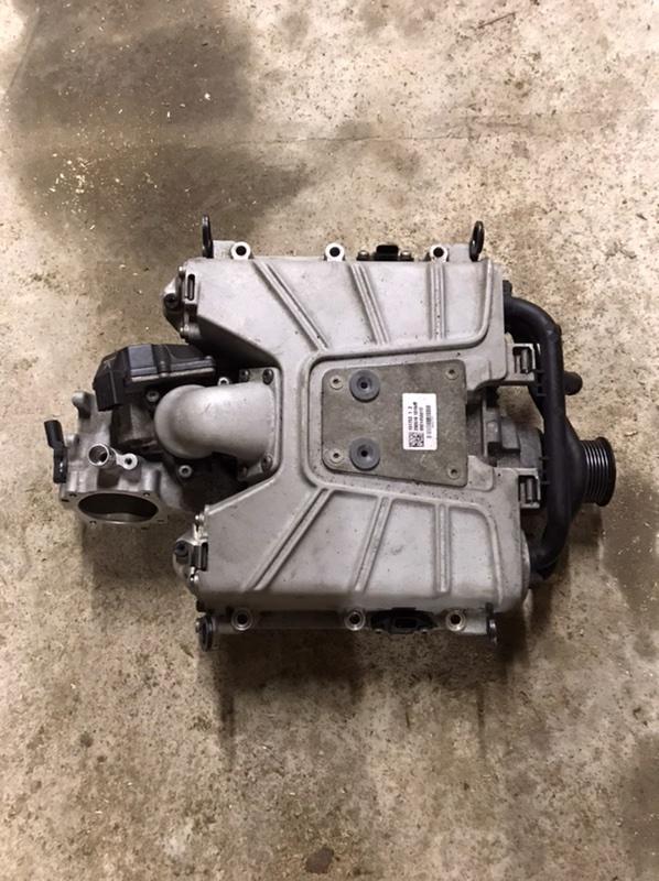 Компрессор Audi A4 8K 3.0 CAK 2010 (б/у)