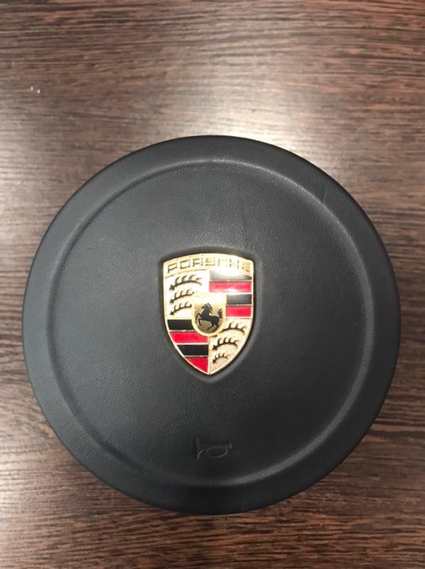 Подушка безопасности в руль Porsche Cayenne 958 3.0 TDI (б/у)
