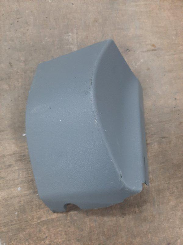 Накладка торпеды Volkswagen Crafter 2E 2006 правая нижняя (б/у)