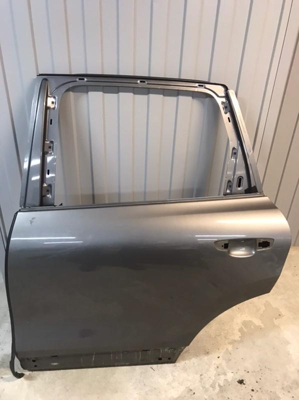 Дверь Porsche Cayenne 958 3.0 TDI 2011 задняя левая (б/у)