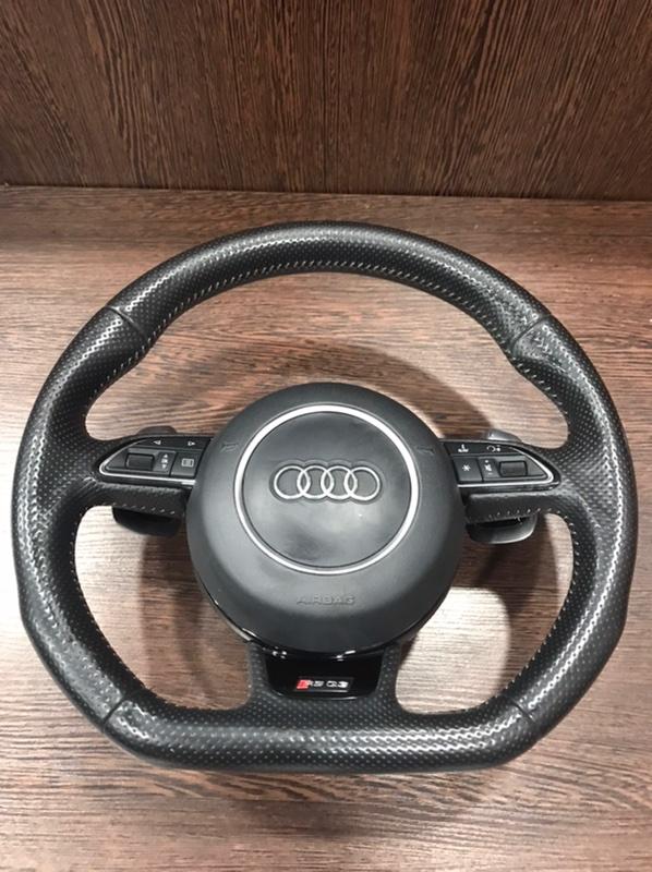 Руль Audi Rsq3 8U 2.5 T CTS 2011 (б/у)