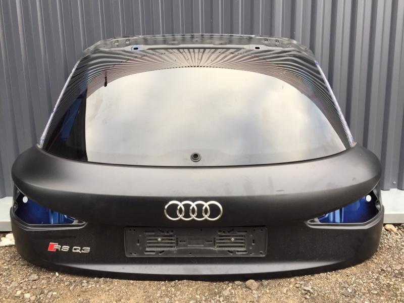 Крышка багажника Audi Rsq3 8U 2.5 T CTS 2011 задняя (б/у)