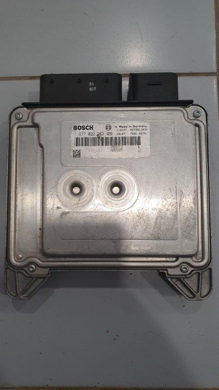 Эбу активного рулевого управления Bmw X5 E70 2007 (б/у)