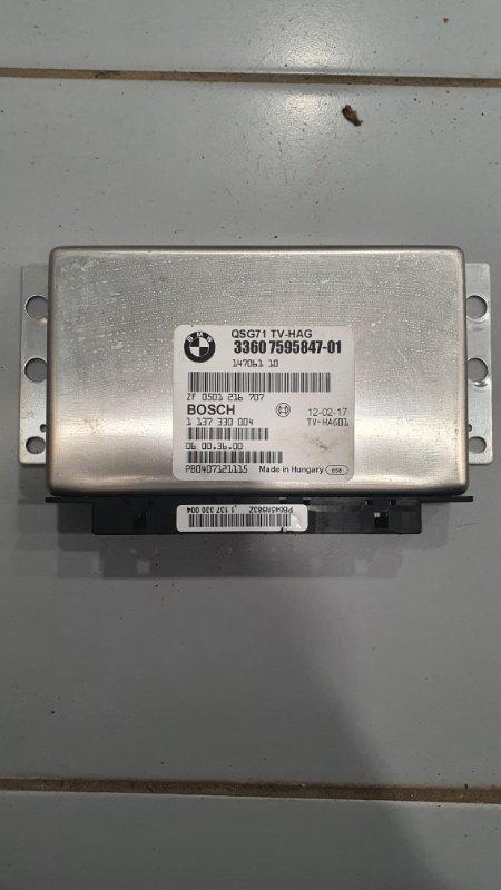 Блок управления qmv Bmw X5 E70 2007 (б/у)