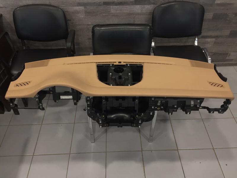 Торпедо Porsche Macan 95B 3.0 TDI 2014 переднее (б/у)