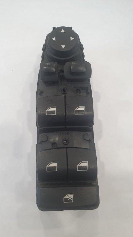 Блок управления стеклоподьёмниками Bmw 5-Series F10 2009 передний левый (б/у)