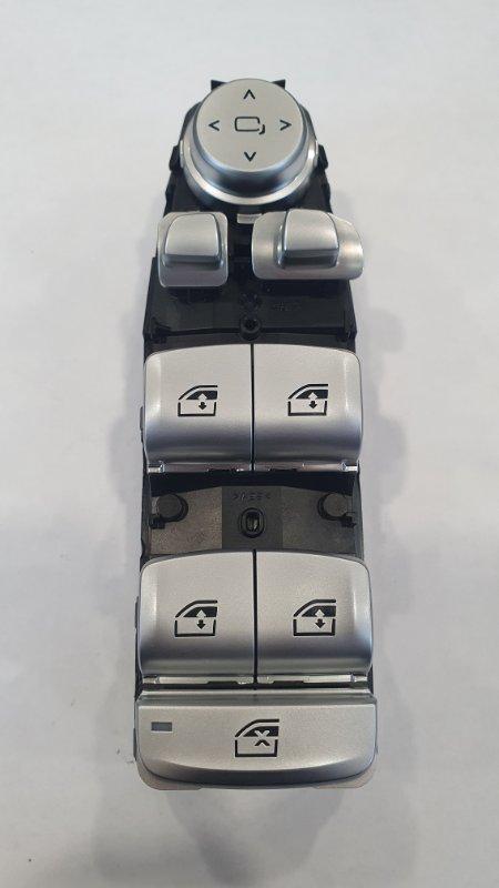 Блок управления стеклоподьёмниками Bmw 7-Series G11 2015 передний левый (б/у)