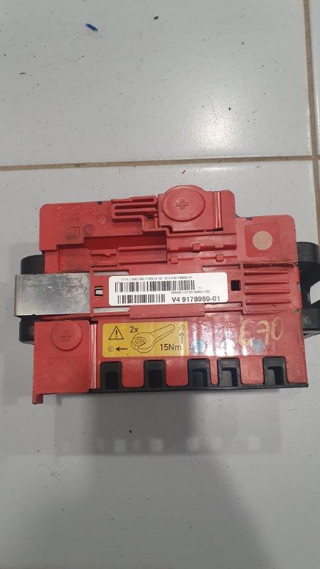 Монтажный блок с предохранителем Bmw X5 E70 2007 (б/у)