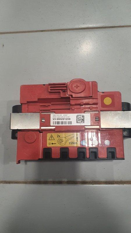 Монтажный блок с предохранителем Bmw X6 E71 2009 (б/у)