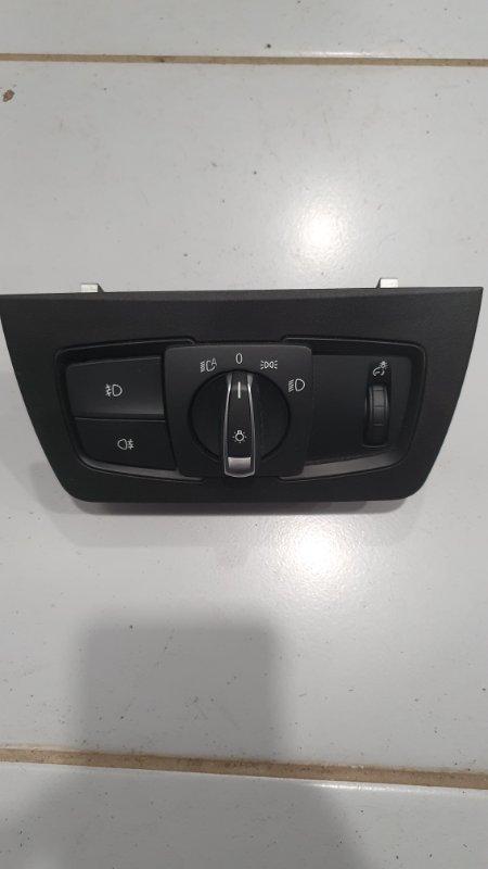 Блок управления освещением Bmw 3-Series F34 2.0 B48B20B 2016 (б/у)