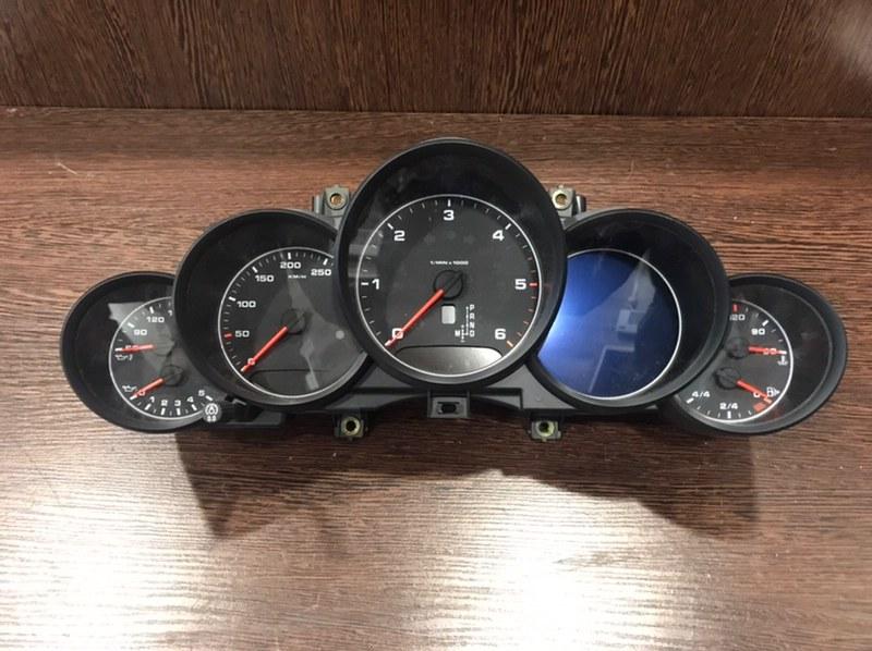 Щиток приборов Porsche Cayenne 958 3.0 TDI (б/у)