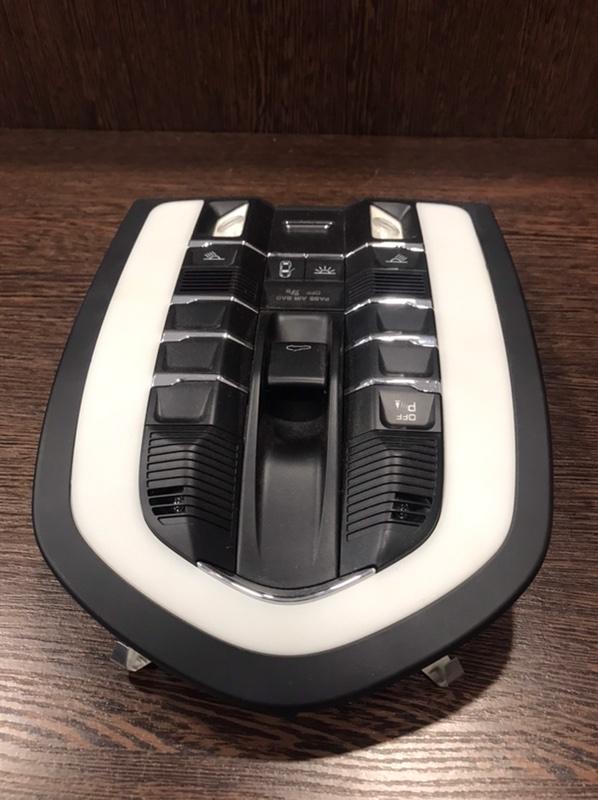 Плафон потолка Porsche Cayenne 958 3.0 TDI (б/у)