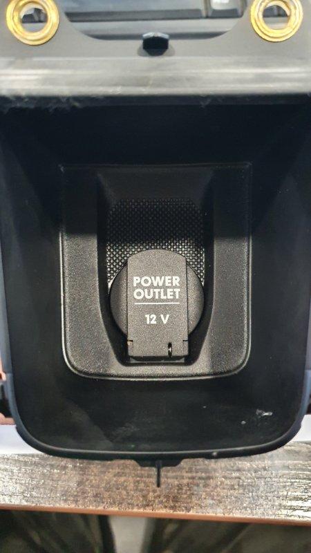 Вещевое отделение Porsche Macan 95B 3.0 TDI 2013 (б/у)