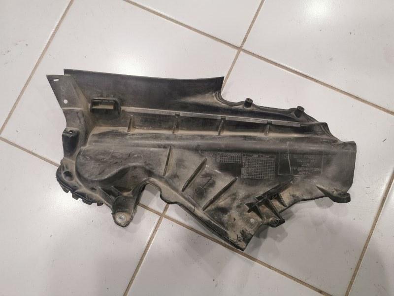 Перегородка моторного отсека Bmw X5 F15 3.0 N57D30A левая (б/у)