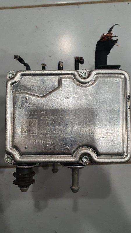 Блок abs Porsche Macan 95B 3.0 TDI 2014 (б/у)