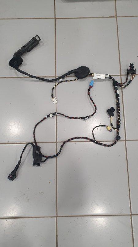 Жгут проводов двери Porsche Macan 95B 3.0 TDI 2014 передний левый (б/у)