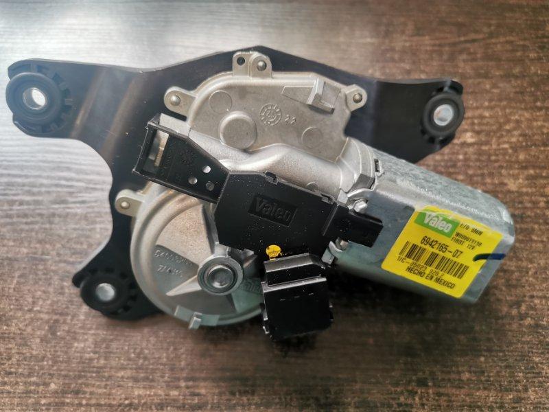 Мотор стеклоочистителя Bmw X5 E70 3.0 N57D30A задний (б/у)