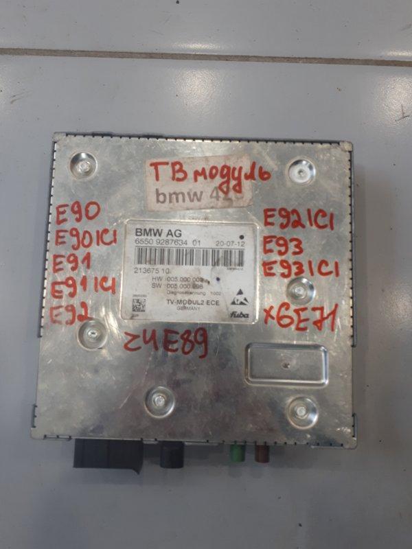 Модуль тв Bmw X5 E70 2009 (б/у)