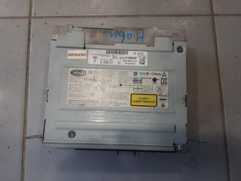 Базовое головное устройство Bmw 5-Series F10 2009 (б/у)