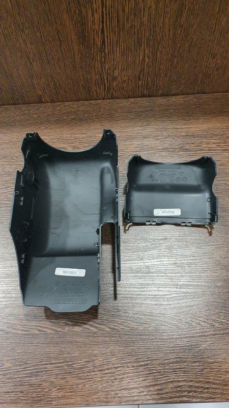 Кожух рулевого механизма Porsche Cayenne 958 3.0 TDI 2011 (б/у)