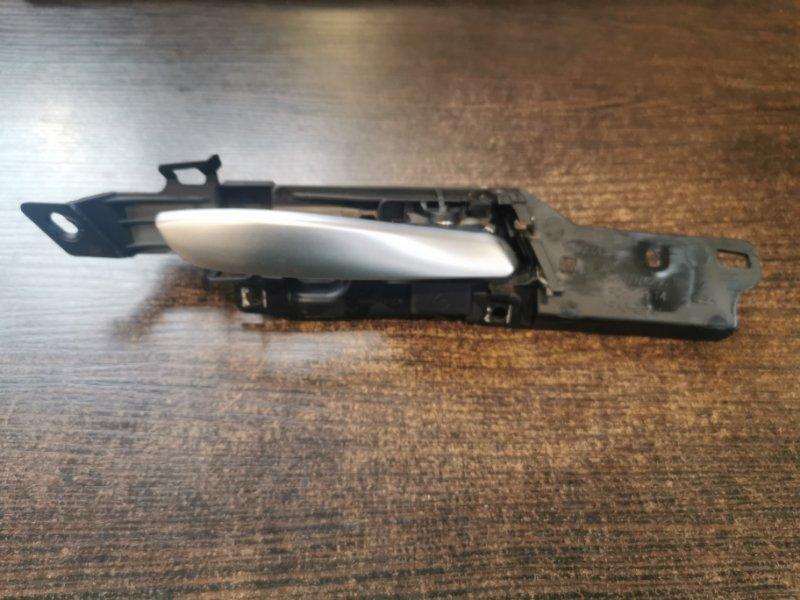 Ручка двери Bmw X5 E70 3.0 N57D30A передняя правая (б/у)