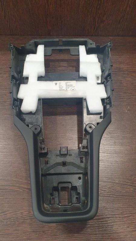Кронштейн крепления Porsche Cayenne 958 3.0 TDI 2011 (б/у)