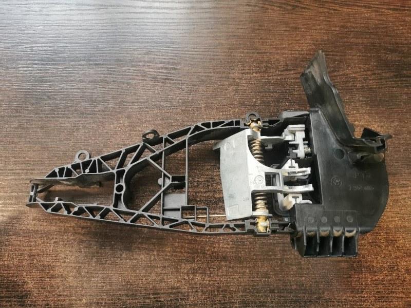 Кронштейн ручки двери Bmw X5 F15 3.0 N57D30A 2013 передний левый (б/у)
