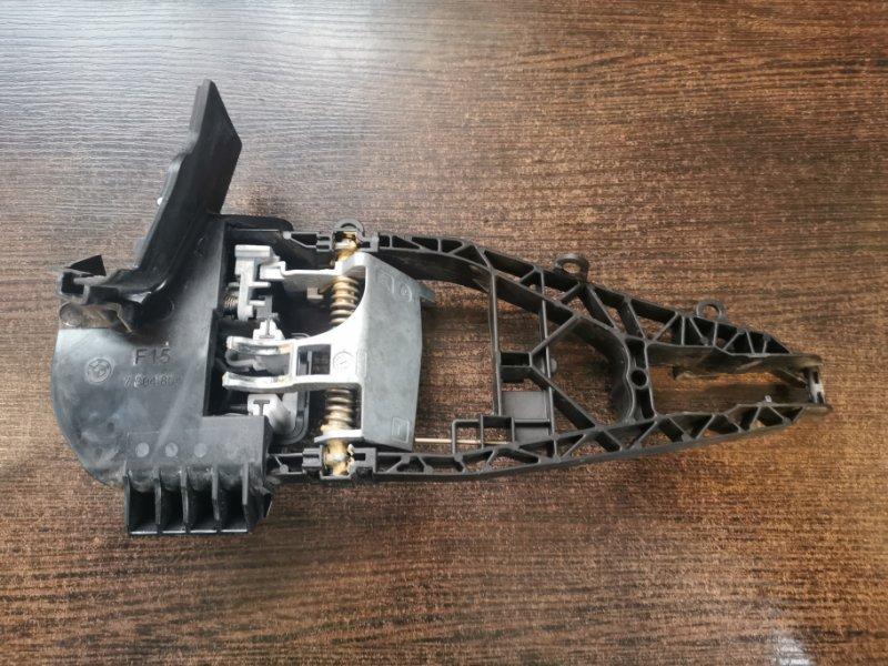 Кронштейн ручки двери Bmw X5 F15 3.0 N57D30A 2013 передний правый (б/у)