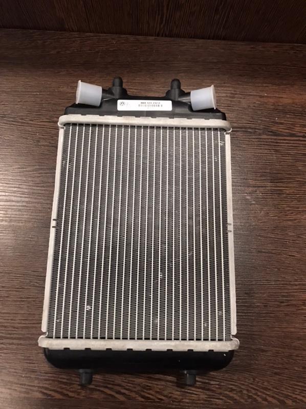 Радиатор дополнительный Audi A8 4H 2014 (б/у)