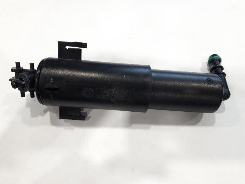 Форсунка омывателя фар Bmw X5 E70 3.0 N57D30A 2010 передняя правая (б/у)