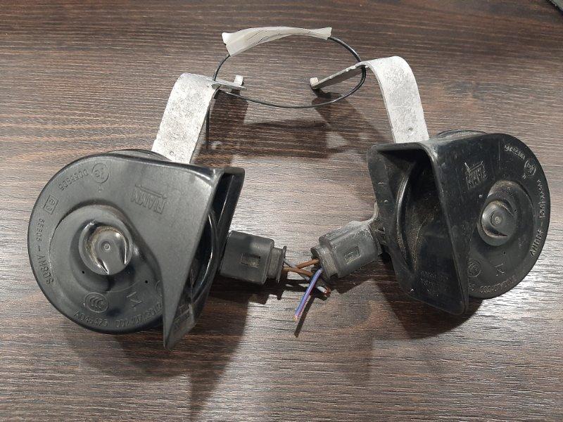 Сигнал звуковой Bmw X5 F15 3.0 N57D30B 2013 передний (б/у)