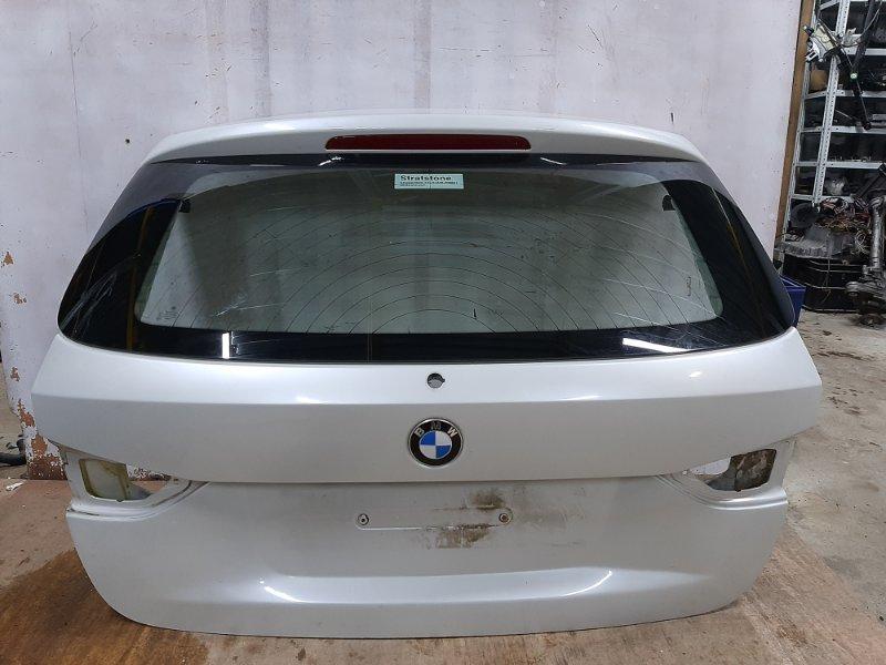 Крышка багажника Bmw X1 E84 2.0 N47D20C 2009 задняя (б/у)