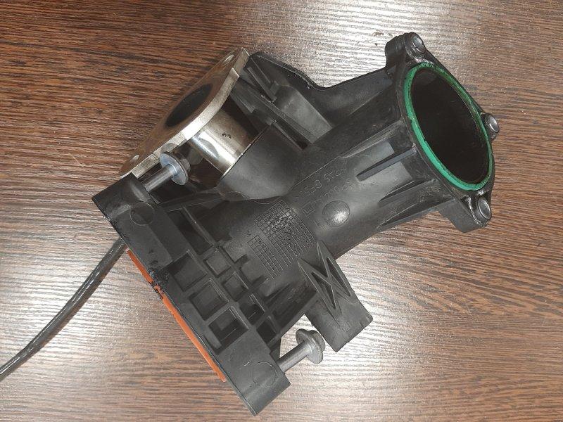 Смесительный патрубок Bmw X5 F15 3.0 N57D30B (б/у)